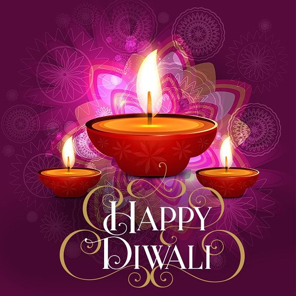 Happy Diwali Greetings  IMAGES, GIF, ANIMATED GIF, WALLPAPER, STICKER FOR WHATSAPP & FACEBOOK