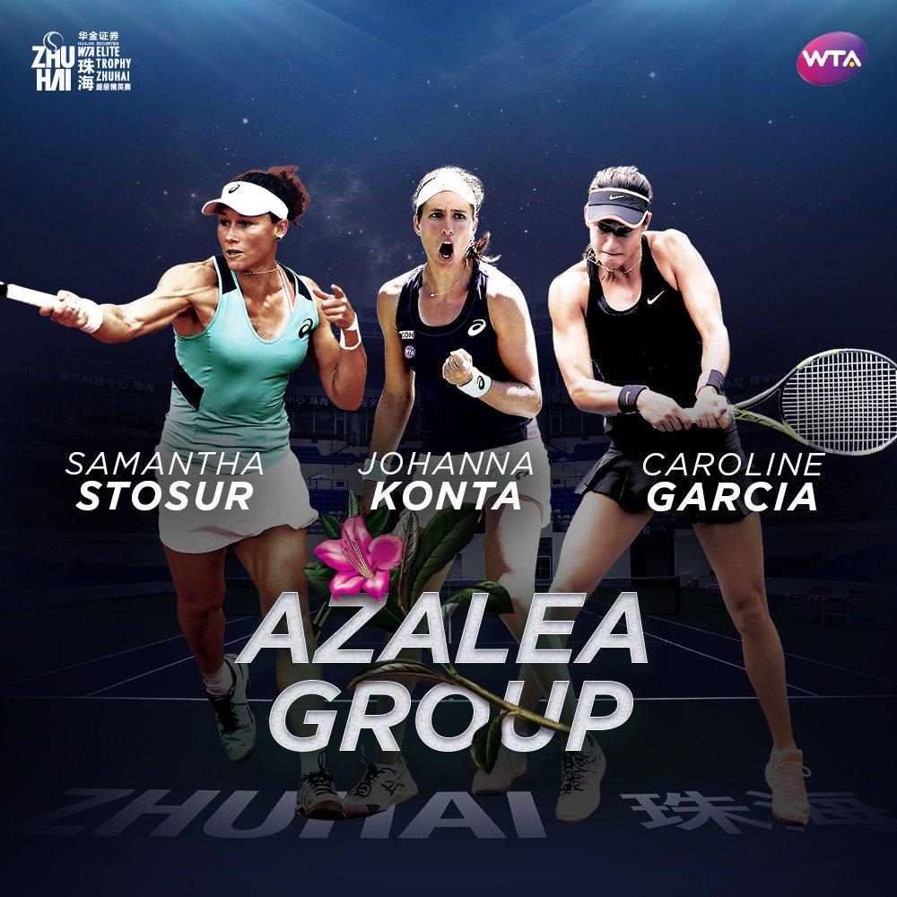 Azalková skupina; © WTA
