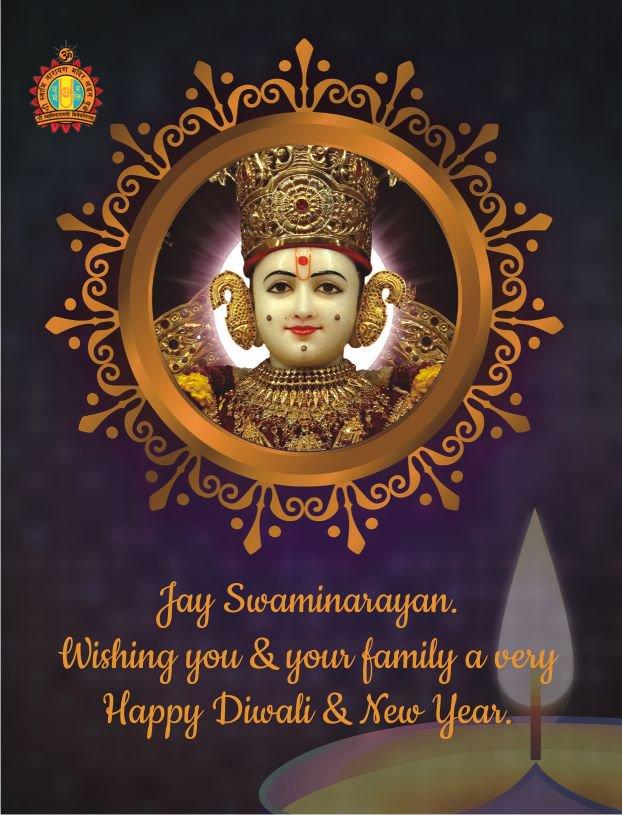 Happy New Year Jay Swaminarayan 10
