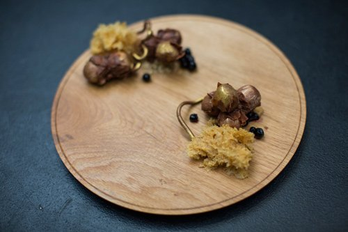 Roux chef from @crossbasket  Castle wins first Chocolate Dessert of the Year competition | The Caterer https://t.co/59xD22Nkyh
