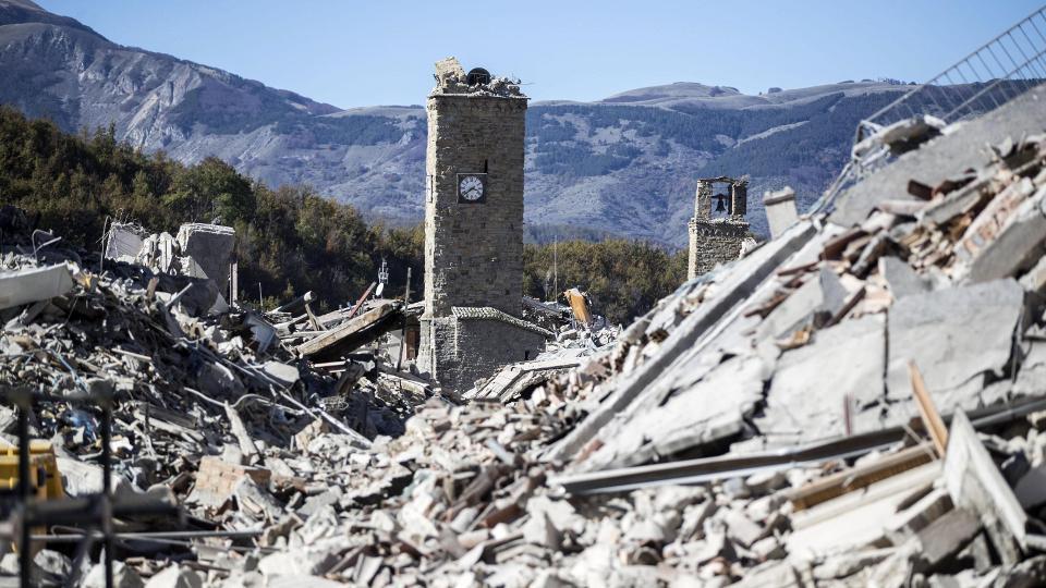 Aggiornamento Terremoto Centro Italia: Continua la sequenza sismica, i dati di INGV Terremoti.