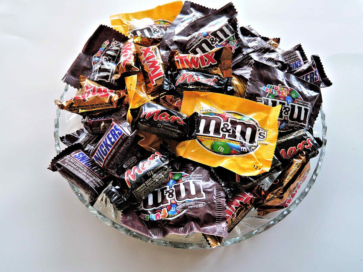 Leave no trace while trick-or-treating - make sure candy wrappers end up in the TRASH! @leavenotrace https://t.co/sfrbA9n75B