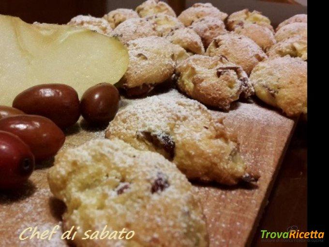 Biscotti morbidi con giuggiole e meleRicetta qui: