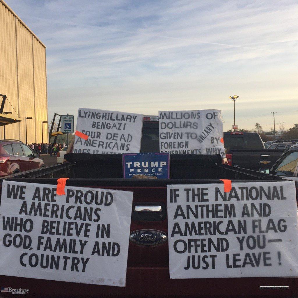 Thread: LIVE Stream: Donald Trump Rally in Grand Rapids, MI 10/31/16