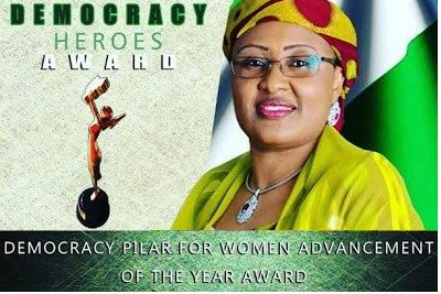 Aisha Buhari, Bukola Saraki, Abdulsalami Abubakar, Peter Odili, Godwin Emefiele & Others to be honored as Democracy Heroes in Abuja, 5th November 2016