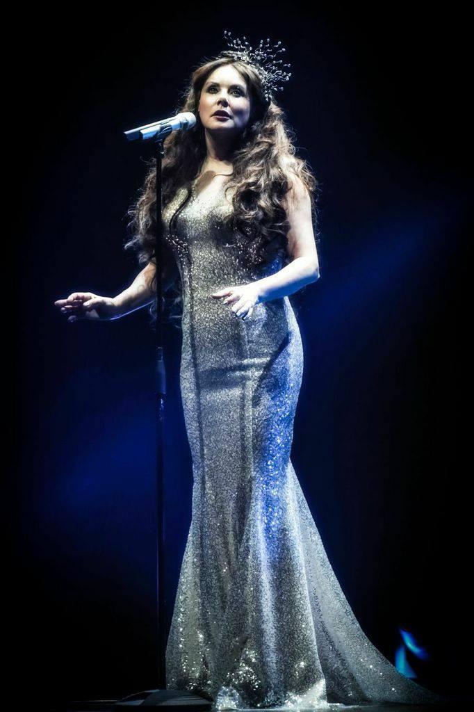 Sarah Brightman Symphony Tour