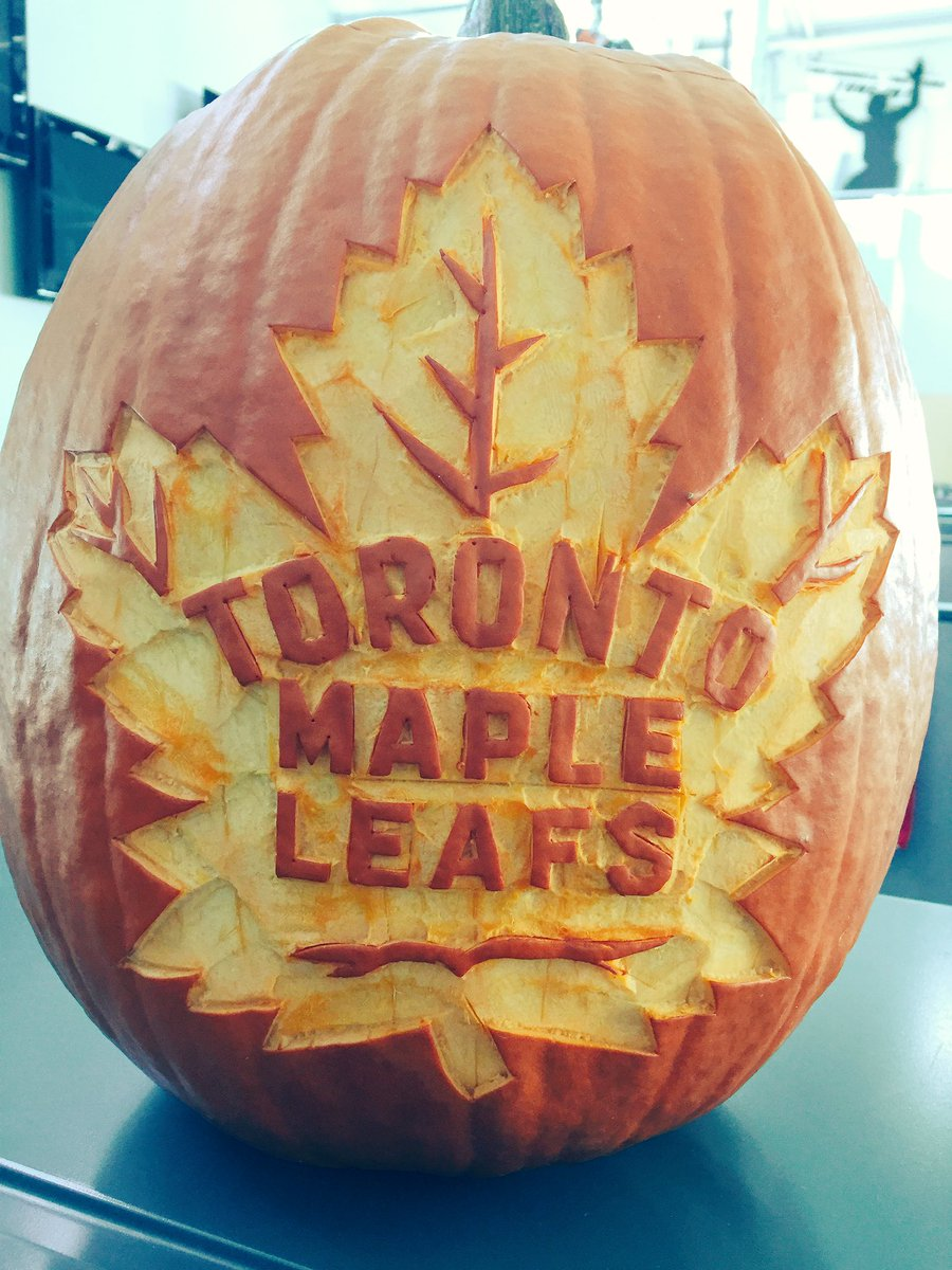 Happy Halloween #LeafsNation!! #tmltalk https://t.co/vXjwFJBMfd