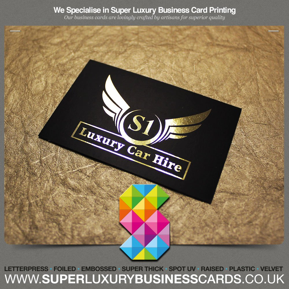 Super luxury business cards best business cards super luxury cards superluxurycard twitter magicingreecefo Gallery