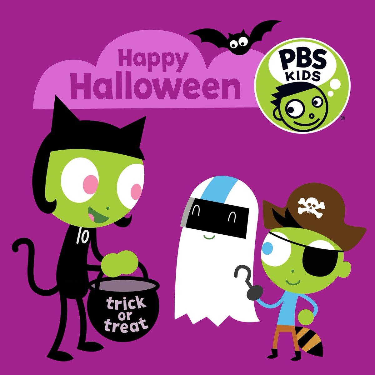 """pbs kids on twitter: """"happy #halloween from all of us at #pbskids!… """""""