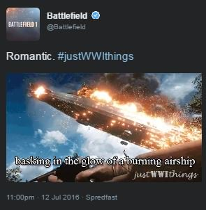 Official Battlefield account pulls insensitive tweets after