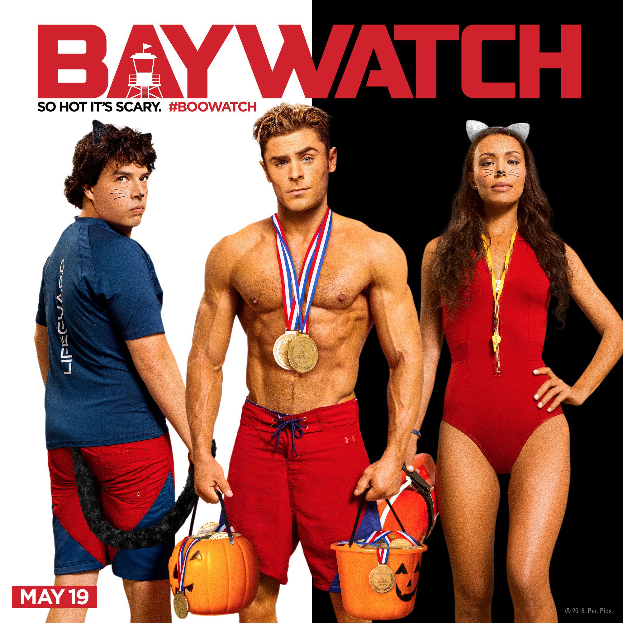 Baywatch Halloween Promo Photos Revealed 2