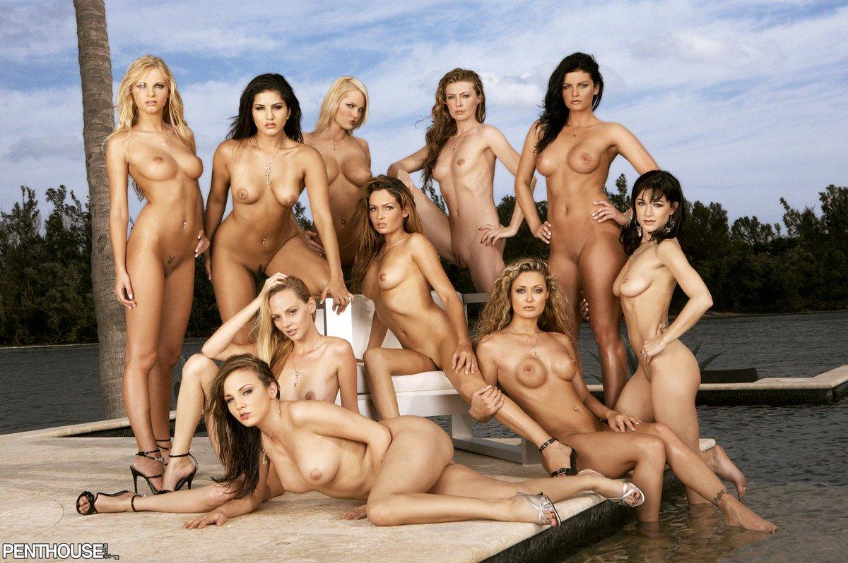 лучшие голые телки фото