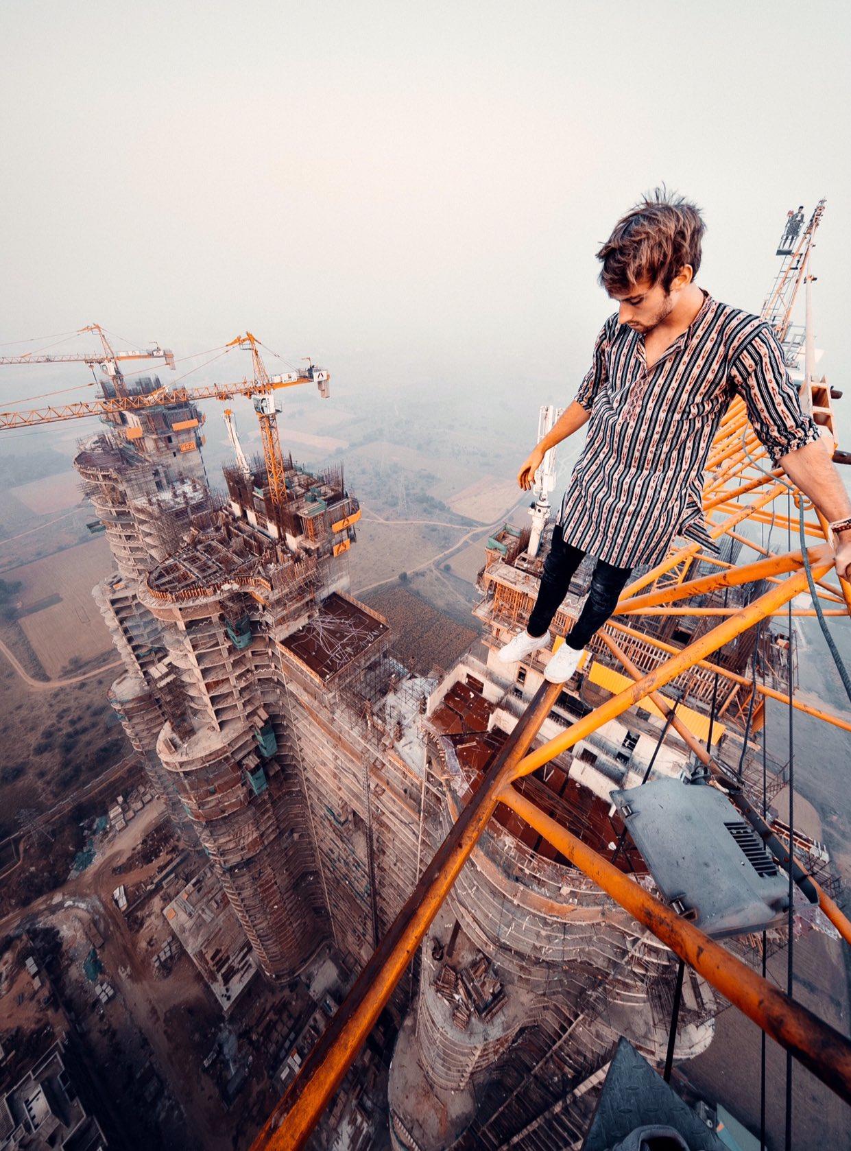 "Sam Kolder On Twitter: ""Climbed The Tallest Building In"