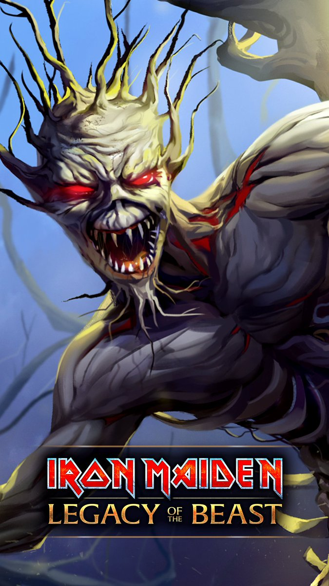 Maiden Legacy On Twitter Happy Halloween Face Your Fears Get This Fear Of The Dark Eddie Wallpaper For Phone Now Partofthelegacy Ironmaiden