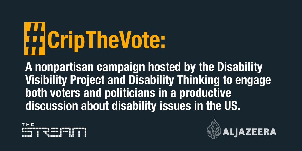 Thumbnail for Disability and the US election: A Twitter chat