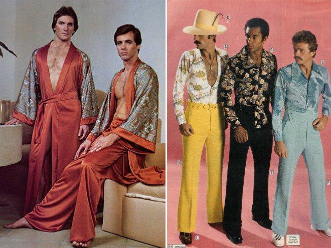 Rt en espa ol on twitter qu hombres la peculiar moda - Estilismo anos 70 ...