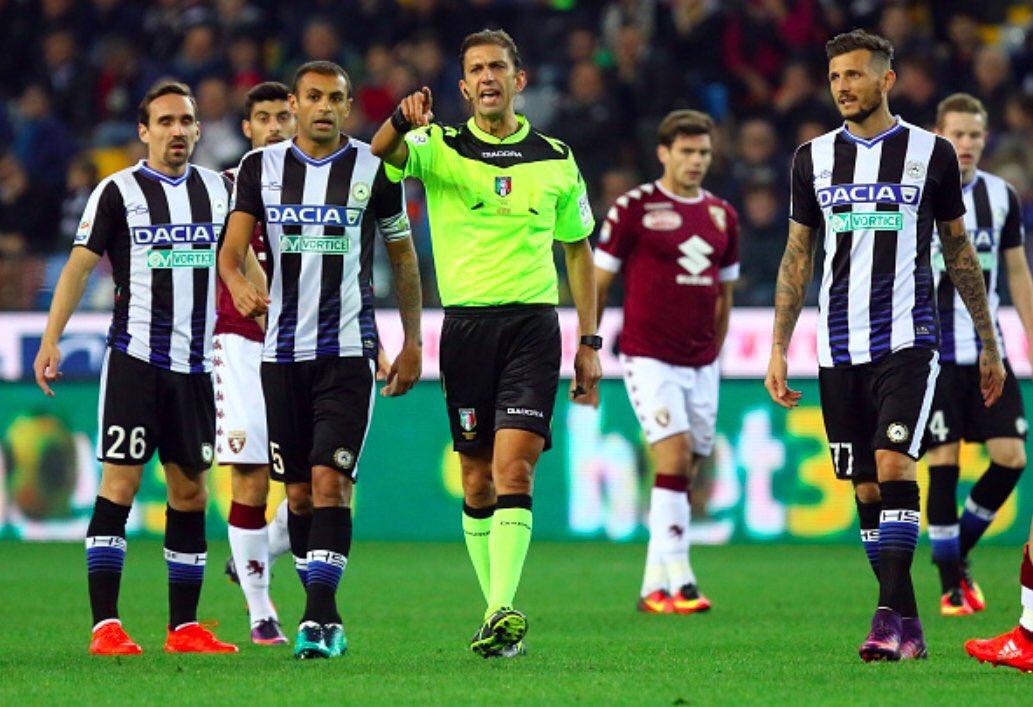 Video: Udinese vs Torino