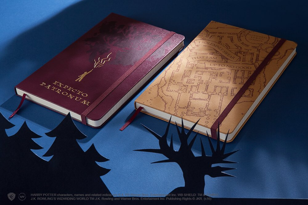 Thumbnail for Moleskine Harry Potter Limited Edition