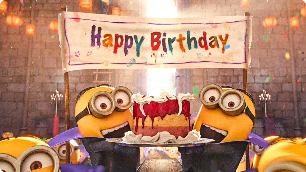 Mod Team On Twitter Happy Birthday Wir Wunschen Unserem