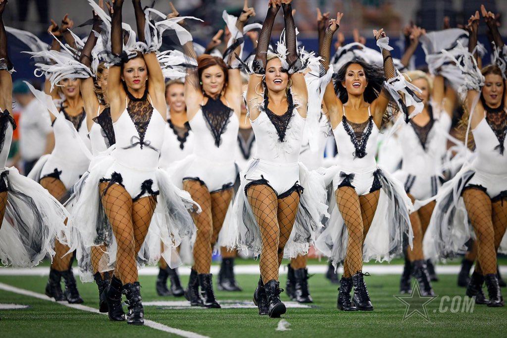 Nba Nfl Dancers On Twitter Dallas Cowboys Cheerleader Halloween