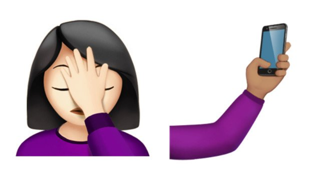 Buzzfeed On Twitter The Facepalm Emoji Is Finally Coming To Ios