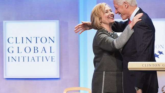 'Clinton Foundation memo reveals Bill and Hillary as partners in crime' https://t.co/nD2CG4MJmM