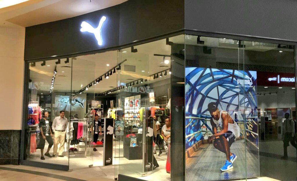 The new @PUMASouthAfrica store is now open at Gateway! Get 20% off in-store until 6 November. https://t.co/RcYznABTjL