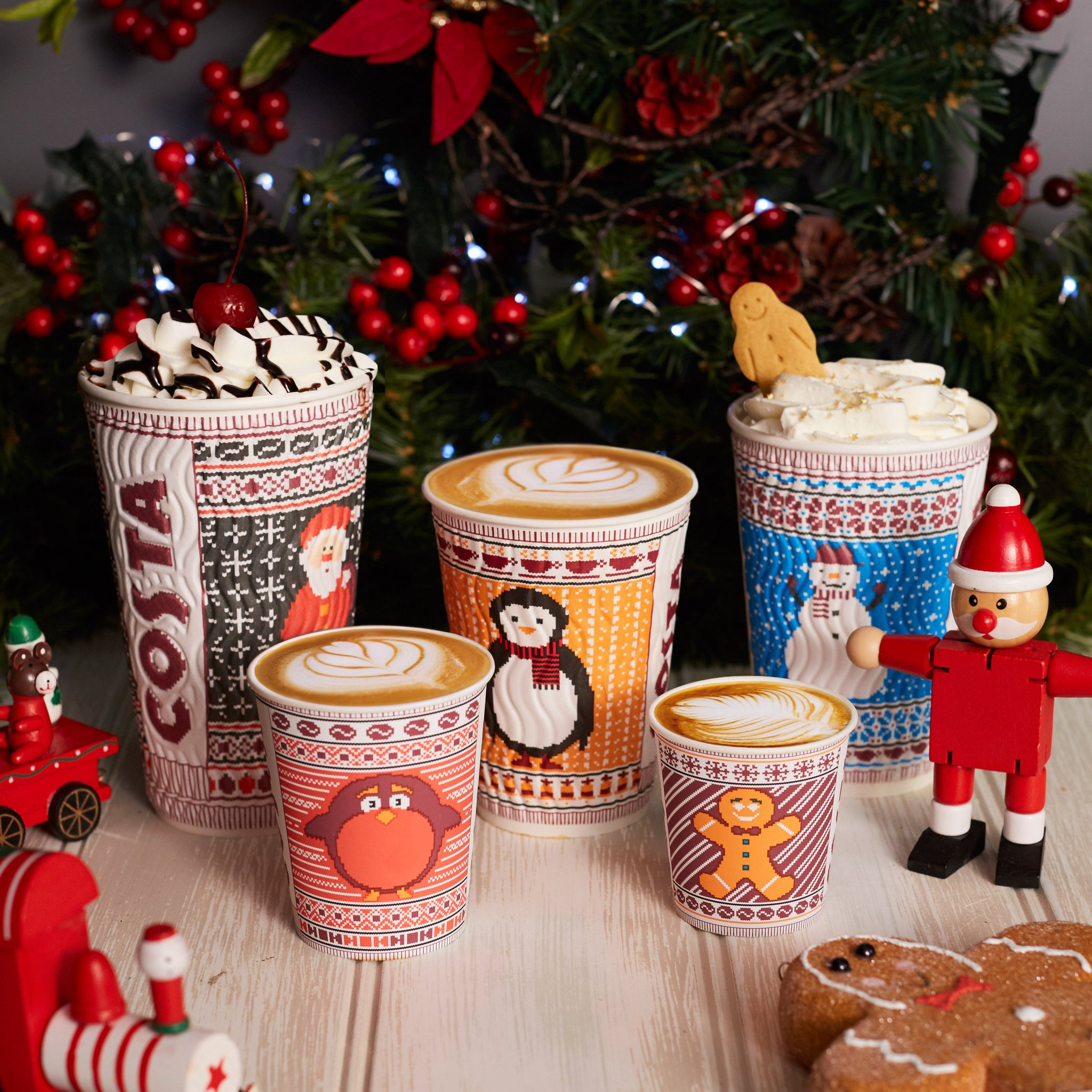 Costa Coffee On Twitter Our Super Cute Christmas Cups Are