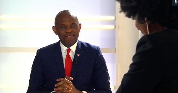 Tony Elumelu: «L'Afrique n'a pas besoin de charité mais d'investissements» https://t.co/6ciDevwcIR