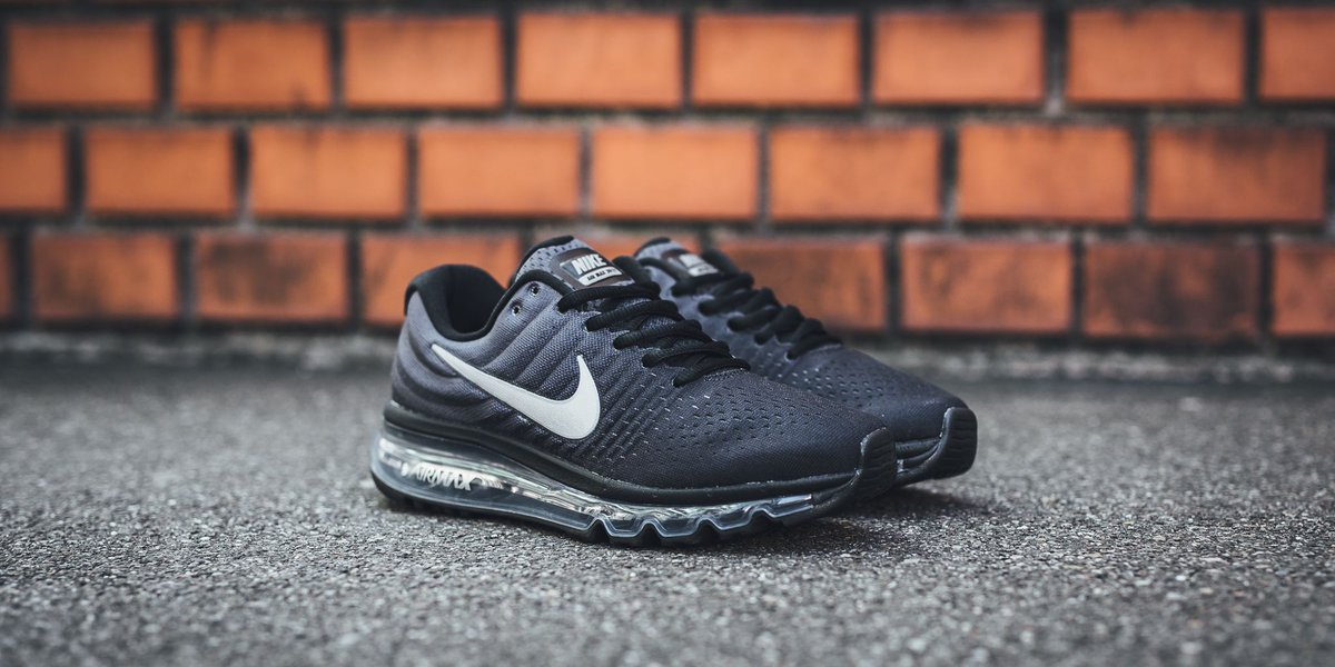 5080f2018c4e35 ... authentic coupon for titolo on twitter nike air max 2017 gs black  summit white anthracite release ...