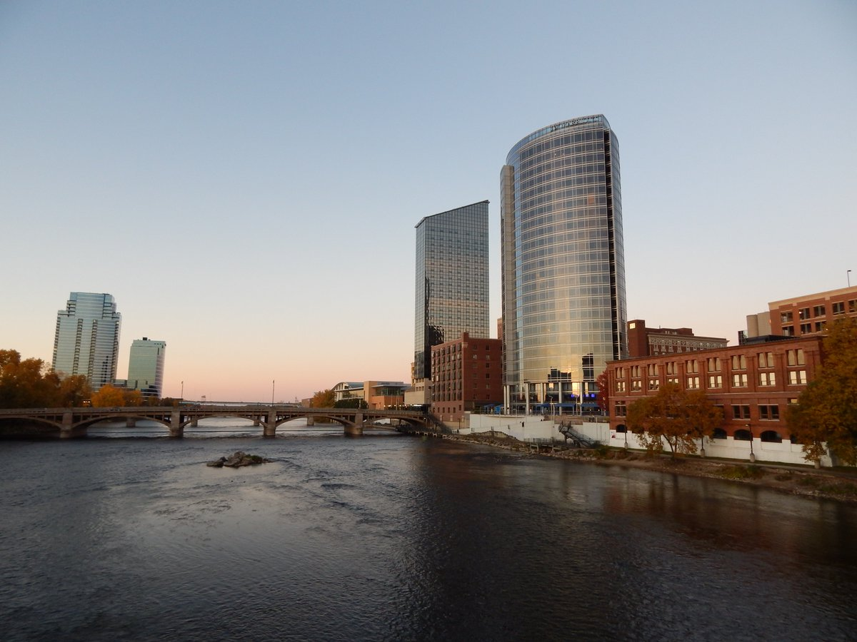 Tourism in Grand Rapids is booming: https://t.co/Qpw8iFpwQk @ExperienceGR #GrandRapids #experiencegrandrapids https://t.co/D643QYNGs6
