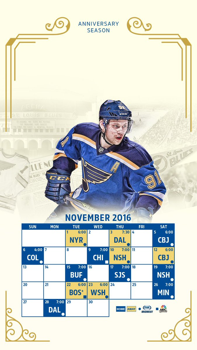 St Louis Blues On Twitter Update Your Mobile Or Desktop