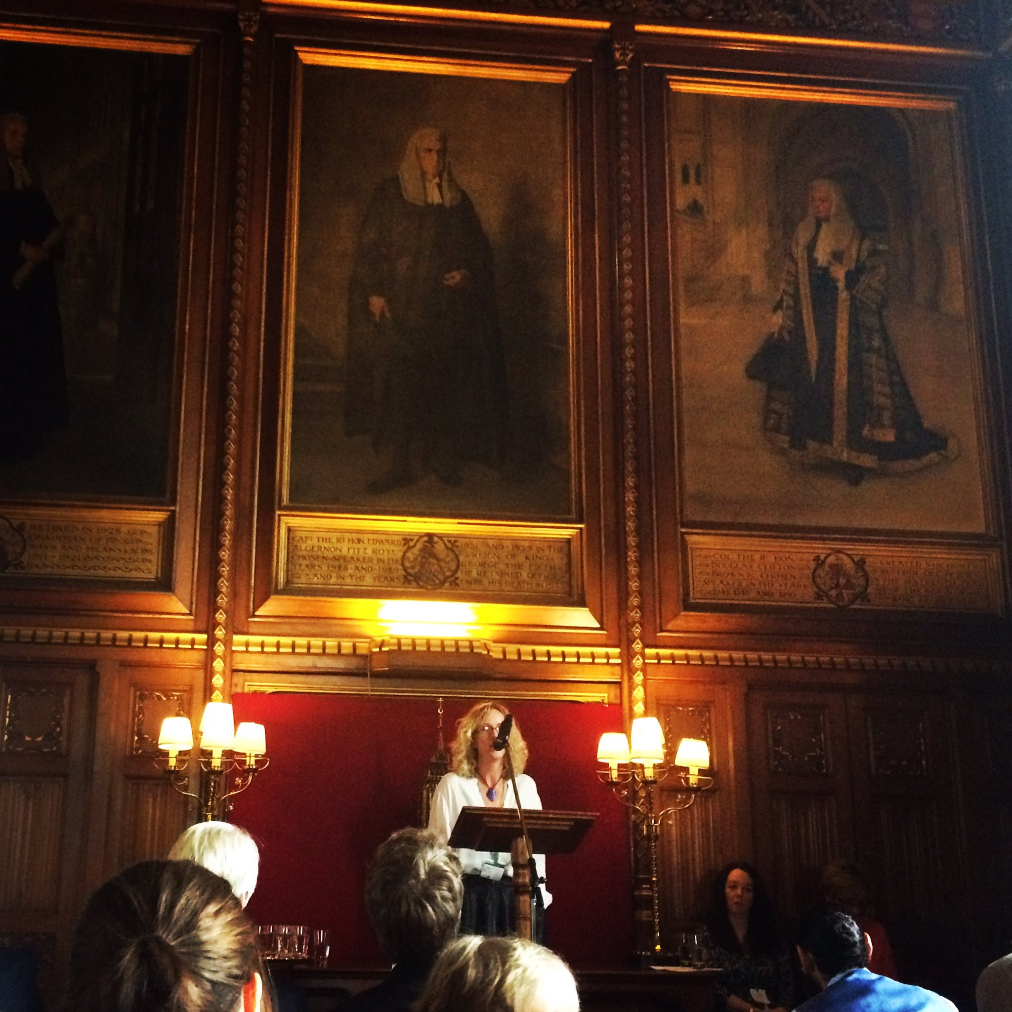 Tracey Brown, CEO @senseaboutsci opens #EvidenceMatters event in Speakers House @UKParliament https://t.co/sRoN0OgzZL