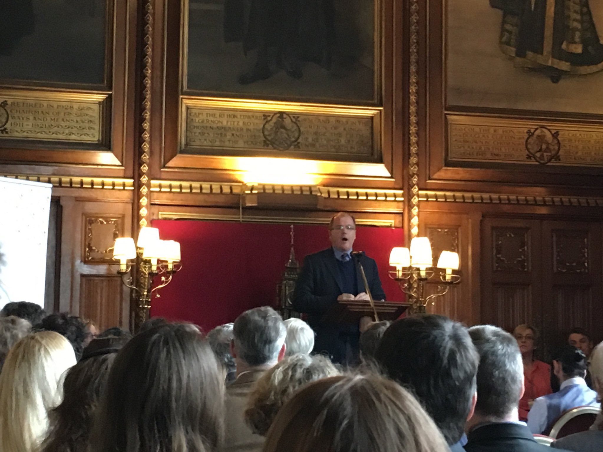 """.@Freeman_George welcomes celebration of evidence collectors & calls for """"scientific model of government"""" @senseaboutsci #EvidenceMatters https://t.co/Q49DJ00qEq"""