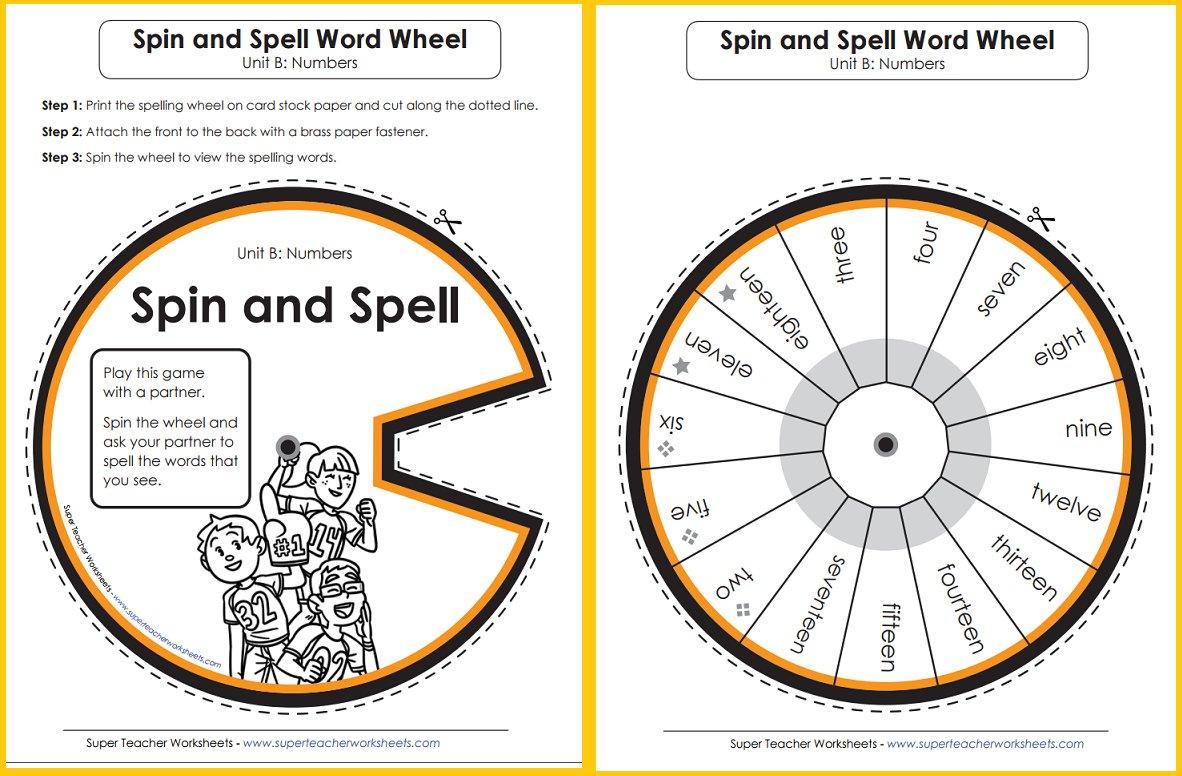superteacherworksheets on twitter try out spelling word wheels from super teacher worksheets. Black Bedroom Furniture Sets. Home Design Ideas