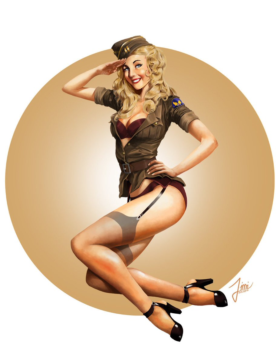 Image result for pin up ww2 posters