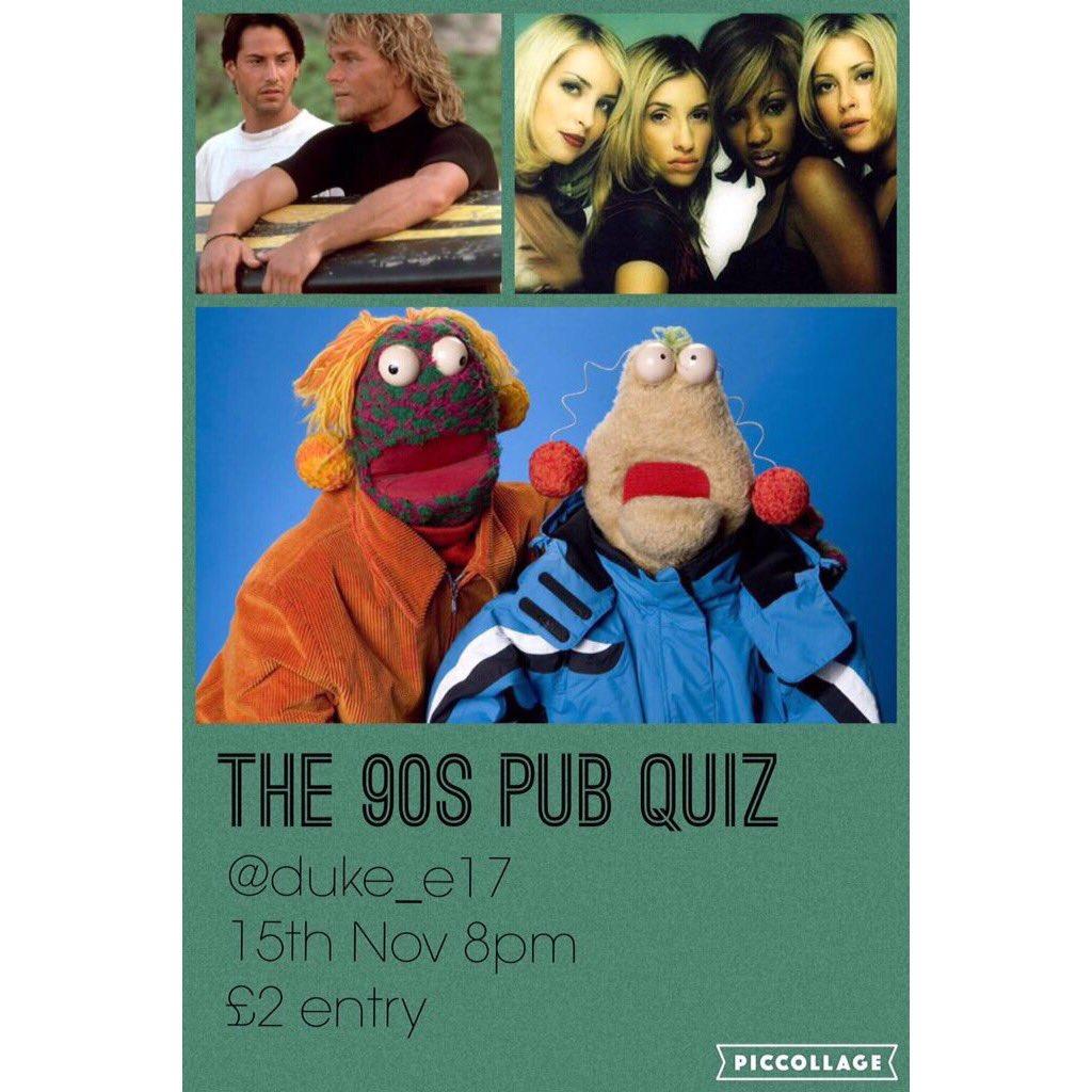 The 90s Pub Quiz (@The90sPubQuiz)   Twitter