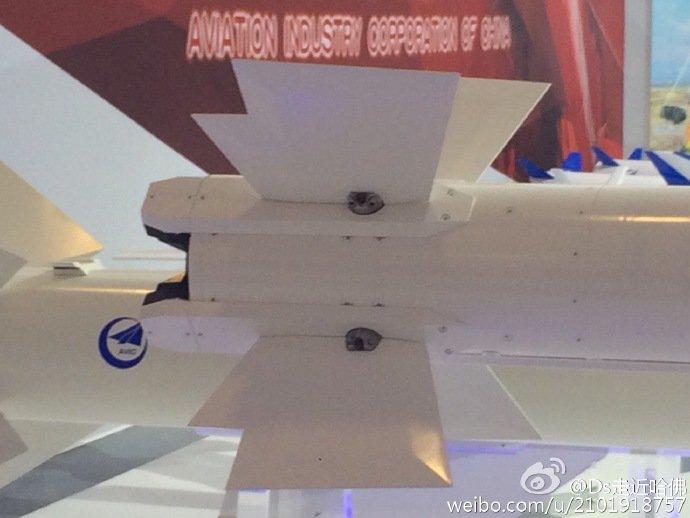 صاروخ PL-10E جو-جو الصيني الجديد  CwLduOHWIAURwin