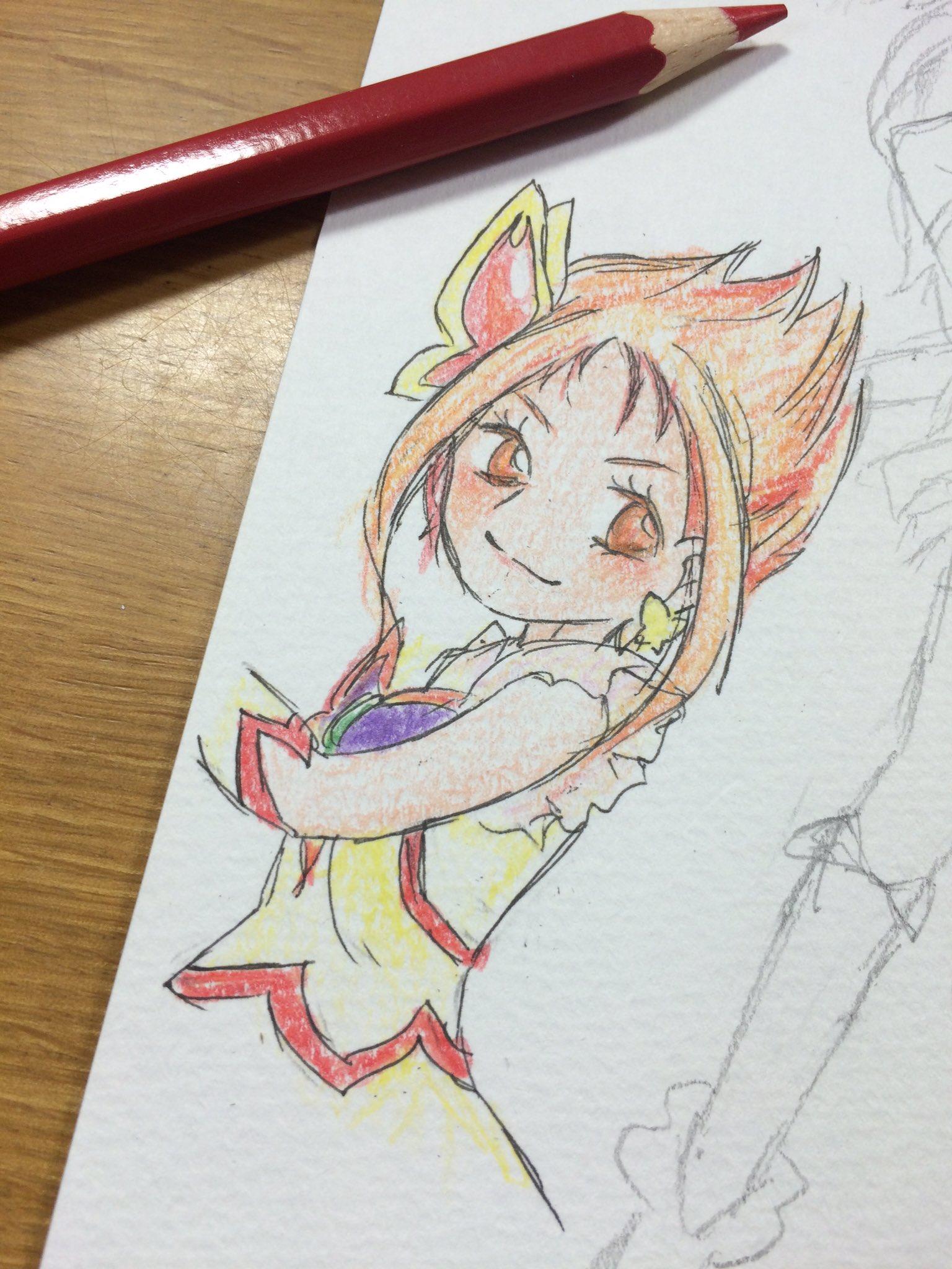 松おもち (@matimoti_320)さんのイラスト