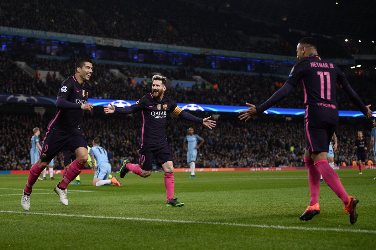 Guardiola: City were better in Nou Camp defeat