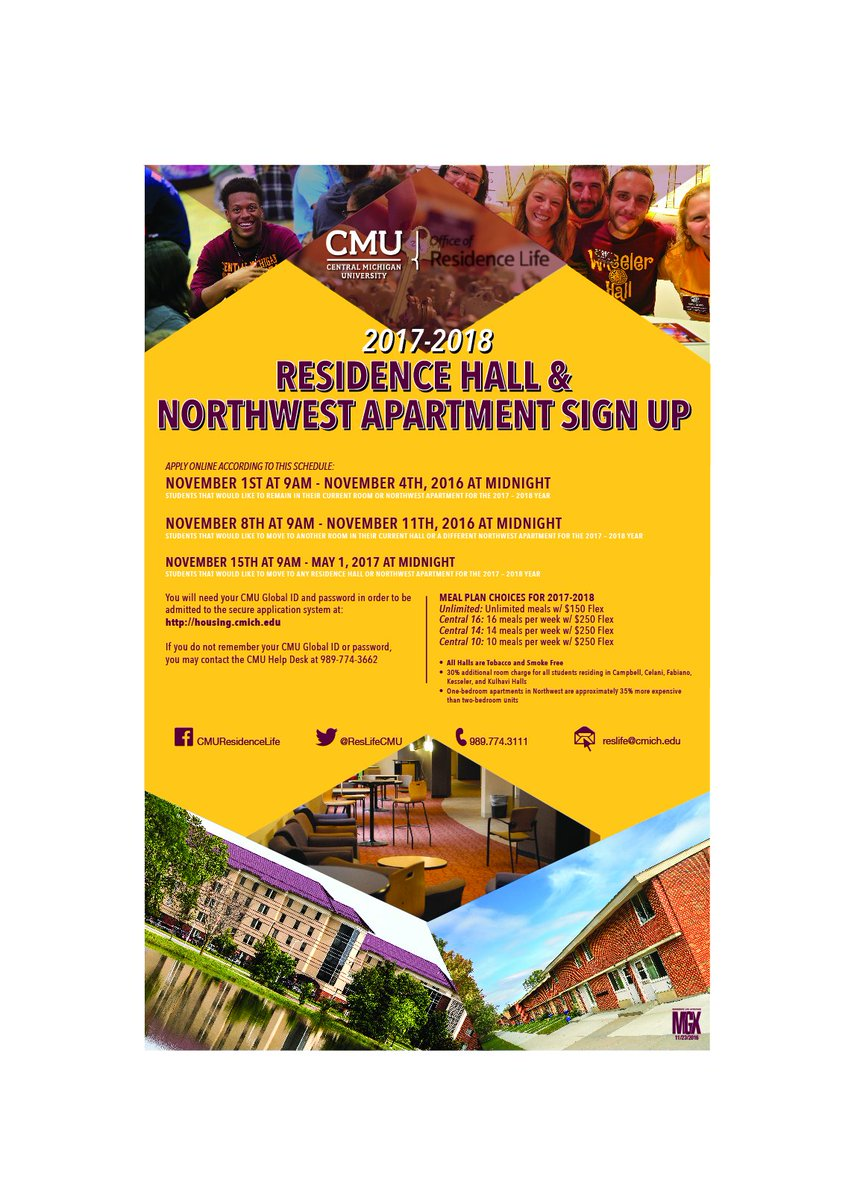 reslife cmich