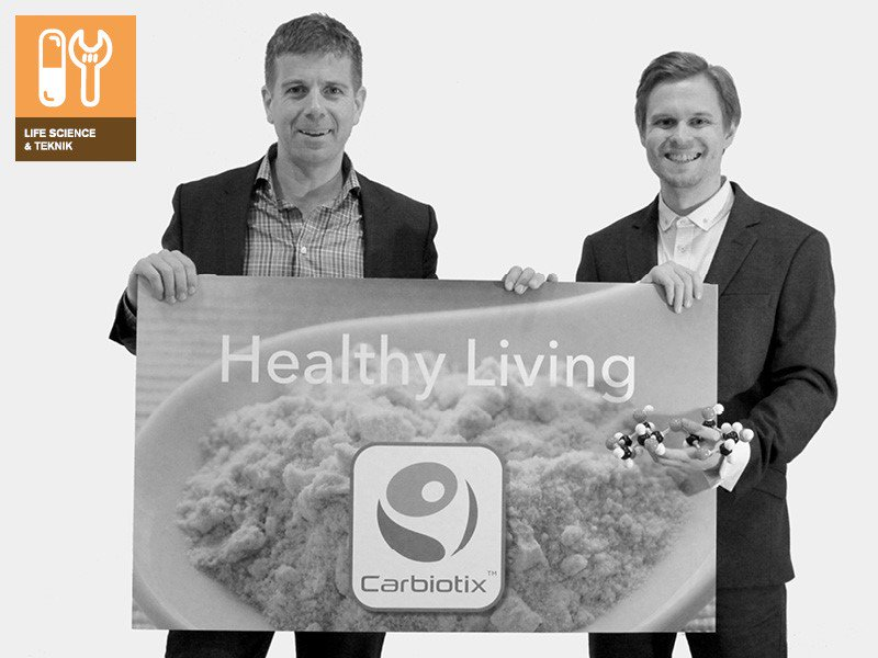 #healthygut @Carbiotix wins #SMEinstrument grant with our support for novel arabinoxylo-oligosaccharide prebiotics production method https://t.co/9r8aBB5gg3