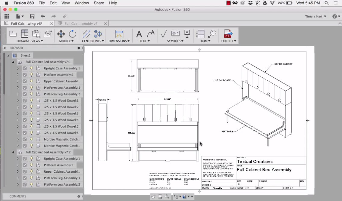 how to save drawing in autodesk fusion as pdf