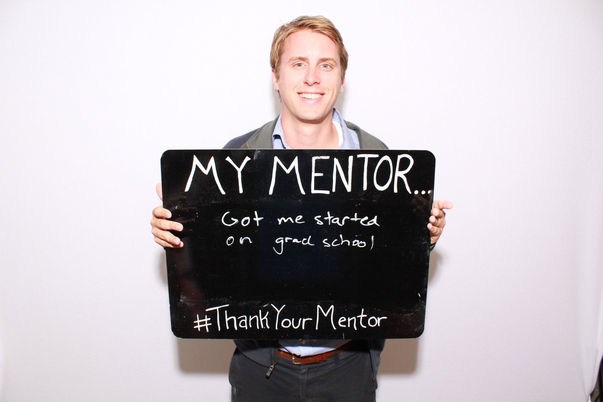 Mentor On Twitter November Is Thankyourmentor Month Follow The
