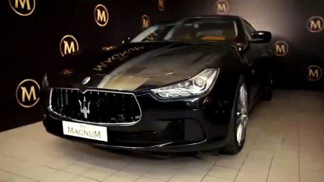 Magnum Türkiye On Twitter Magnum Hazzıyla Maserati Yolculuğuna