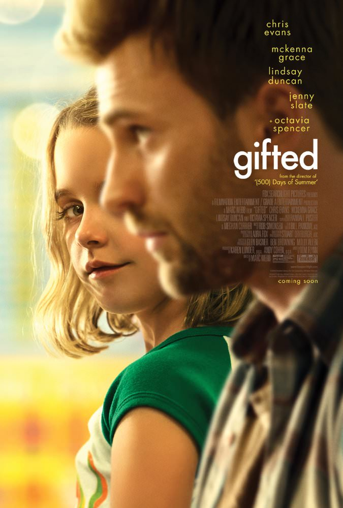 Gifted Trailer Starring Chris Evans 2
