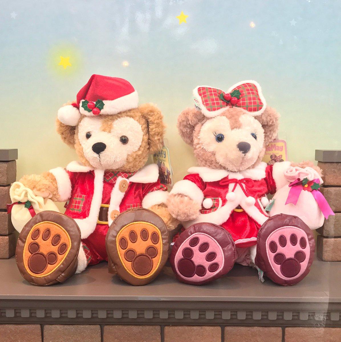 ダッフィーのクリスマスグッズ本日発売! 今年はサンタコスチューム風☆ dlove.jp/mezzomiki/cate…