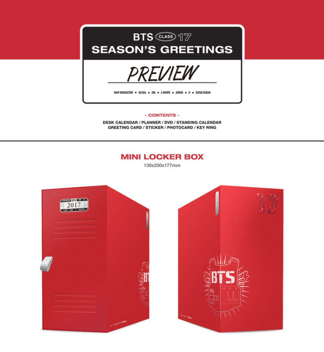on twitter previews bts on twitter previews bts seasons greetings 2017 order form will be up tomorrow please wait m4hsunfo