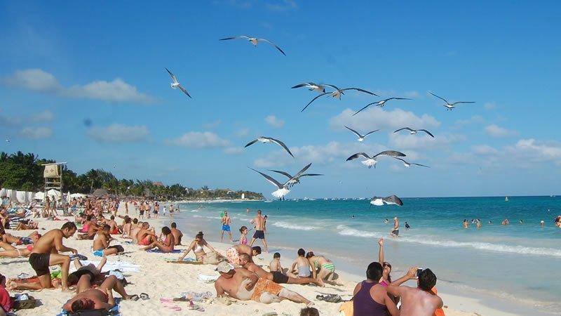 Playa del Carmen Caraibi Messico Riviera Maya