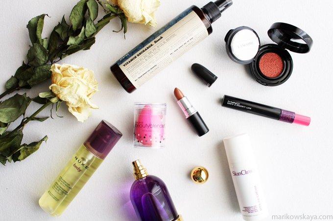 NUEVO POST: Favoritos octubre beauty makeup cosmetics